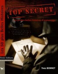 Deedr.fr Top Secret - Les 50 plus belles histoires d'espionnage Image