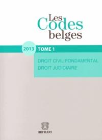 Yves Boucquey - Droit civil fondamental, droit judiciaire.