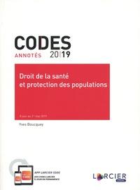 Yves Boucquey - Droit de la santé et protection des populations.