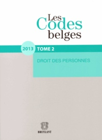 Yves Boucquey - Droit des personnes.