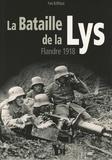 Yves Buffetaut - La bataille de la Lys - Flandre 1918.
