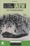 Yves Buffetaut - Le char allemand A7V - L'A7V Sturmpanzerwagen.
