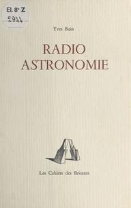 Yves Buin - Radio-astronomie.