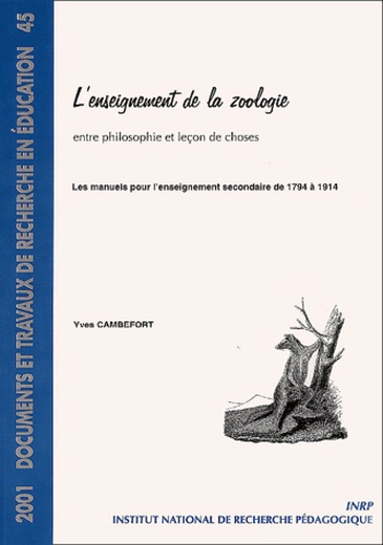 Yves Cambefort - .