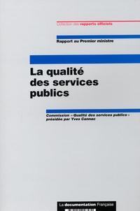 Yves Cannac - La qualité des services publics.