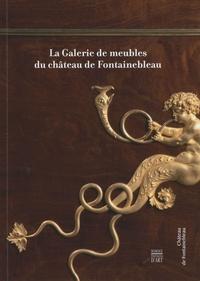 Yves Carlier et Nicolas Personne - La Galerie de meubles de Fontainebleau.