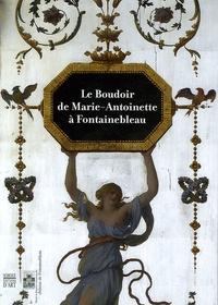 Yves Carlier - Le Boudoir de Marie-Antoinette à Fontainebleau.