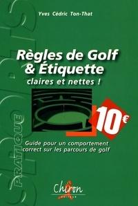 Birrascarampola.it Règles de golf & étiquette : claires et nettes! - Guide pour un comportement correct sur les parcours de golf Image