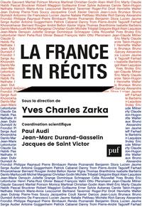 Yves Charles Zarka - La France en récits.