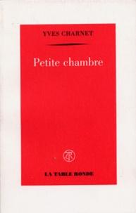 Yves Charnet - Petite chambre.