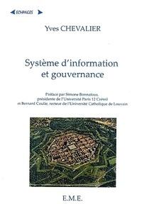 Yves Chevalier - Système d'information et gouvernance.