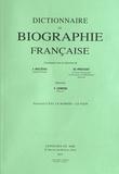 Yves Chiron - Dictionnaire de biographie française - Tome 21 Fascicule 121, Le Marois - Le Nain.