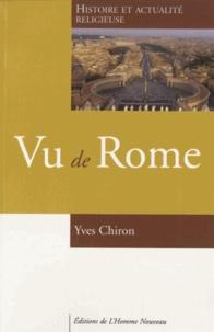 Vu de Rome - Histoire et actualité religieuse - débats - critique.pdf