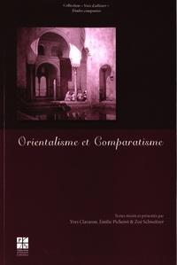 Yves Clavaron et Emilie Picherot - Orientalisme et comparatisme.