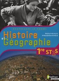 Yves Colombel et Eric Godeau - Histoire et Géographie 1e ST2S.