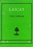 Yves Congar - Laïcat.