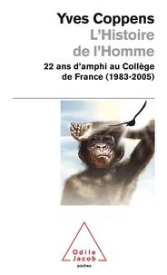 L'Histoire de l'Homme- 22 ansd'amphi au Collège de France (1983-2005) - Yves Coppens | Showmesound.org