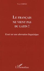 Histoiresdenlire.be Le français ne vient pas du latin! - Essai sur une aberration linguistique Image