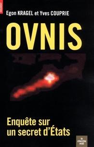 Yves Couprie - Ovnis - Enquête sur un secret d'Etats.