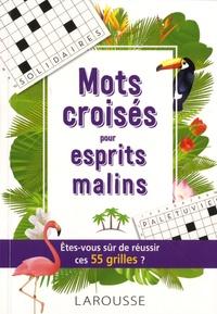 Accentsonline.fr Mots croisés pour esprits malins Image
