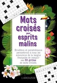 Yves Cunow - Mots croisés pour esprits malins.