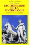 Yves-D Papin - Dictionnaire de la mythologie.