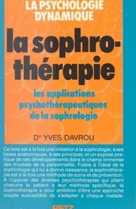 Yves Davrou - La sophrothérapie.