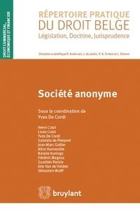 Yves De Cordt - Société anonyme.