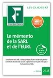Yves de La Villeguérin et Anne-Sophie Jouanneau - Le mémento de la SARL et de l'EURL.