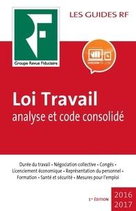 Loi travail : analyse et code consolidé.pdf