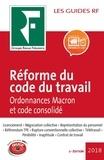 Yves de La Villeguérin - Réforme du code du travail - Ordonnances Macron et code consolidé.