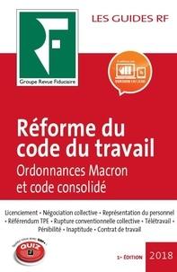 Deedr.fr Réforme du code du travail - Ordonnances Macron et code consolidé Image