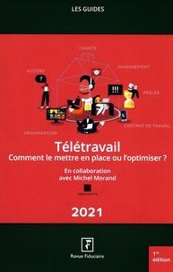 Yves de La Villeguérin - Télétravail : comment le mettre en place ou l'optimiser ?.