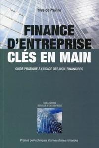 Finance dentreprise clés en main - Guide pratique à lusage des non-financiers.pdf