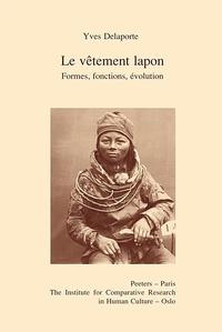 Yves Delaporte - Le vêtement lapon.