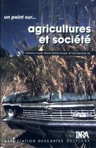 Yves Demarne et Catherine Courtet - Agricultures et société - Pistes pour la recherche.