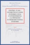 """Yves Dezellus - Stratégie """"UE 2020"""" : contribution du Conseil économique, social et environnemental à la préparation du programme national de réforme."""