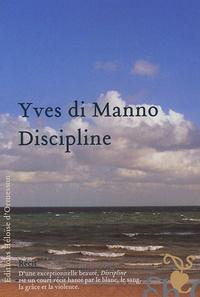 Yves Di Manno - Discipline.