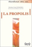 Yves Donadieu - La propolis.