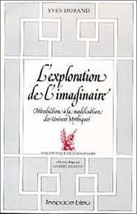 LEXPLORATION DE LIMAGINAIRE. Introduction à la modération des univers mythiques.pdf
