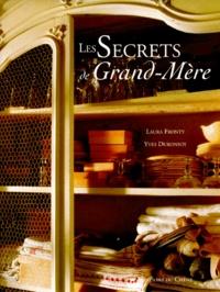 Yves Duronsoy et Laura Fronty - Les secrets de grand-mère.