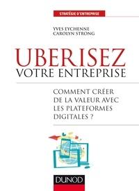 Alixetmika.fr Ubérisez votre entreprise - Comment créer de la valeur avec les plateformes digitales ? Image
