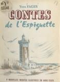 Yves Fages et F. Pervenchon - Contes de l'Espiguette.