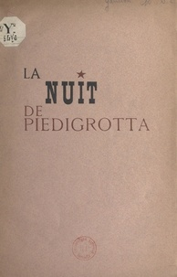 Yves Gandon et Roger Giron - La nuit de Piedigrotta.