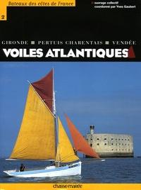 Yves Gaubert - Voiles atlantiques.