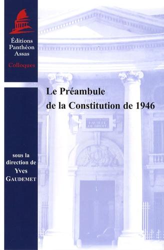 Préambule De La Constitution De 1946