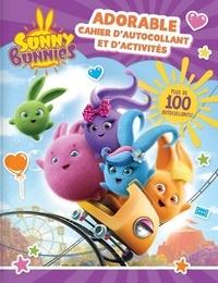 Yves Gélinas - Sunny Bunnies  : Adorable cahier d'autocollants et d'activités.