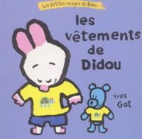 Yves Got - Les vêtements de Didou.