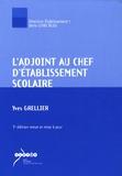 Yves Grellier - L'adjoint au chef d'établissement scolaire.