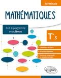 Yves Grospeaud - Mathématiques Tle S - L'essentiel du cours, cartes mentales et exercices avec annales corrigés.